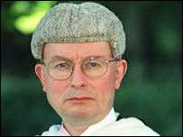Mr Justice Andrew Smith (Pic: UPPA)