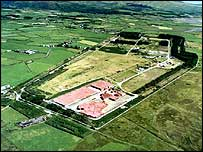 Drigg nuclear waste site