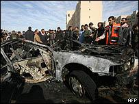 سيارة رائد أبو الفول