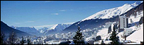 Davos skyline