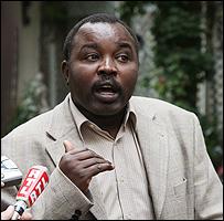 زعيم جيش تحرير السودان عبد الواحد محمد النور