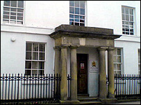 Welshpool court