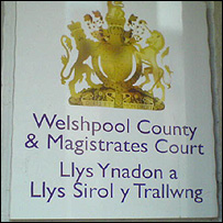 Welshpool court