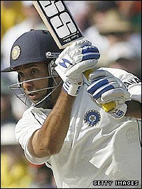 VVS Laxman maintained his superb record against the Aussies