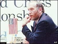 Bobby Fischer in 1992