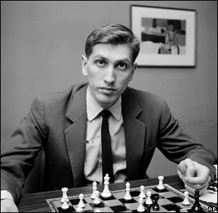 Bobby Fischer is seen in New York, in this April 28, 1962