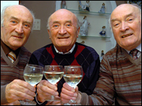 Idwal, Ivor and Morgan Llewellyn
