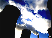 plantas a carbón