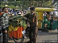 Dehli market