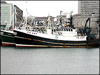 Pair trawlers