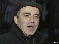 Ex campe�n mundial de ajedrez, Gary Kasparov
