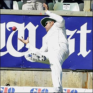 Virender Sehwag drops Mitchell Johnson