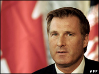 Maxime Bernier (6 October 2007)