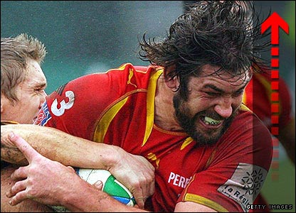Nathan Hines was a pivotal presence for Perpignan