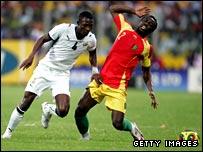 Ghana's John Paintsil