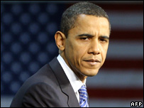Barack Obama in Columbia, South Carolina 20.01.08