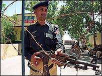 Pakistani soldier