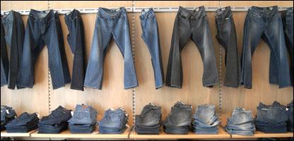 Generic jeans, BBC