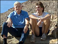 Hal Holbrook and Emile Hirsch