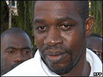 Sergeant Ibrahim Coulibaly