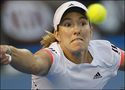 World number one Justine Henin goes into her last-eight clash with Maria Sharapova with a 6-2 record over the Russian