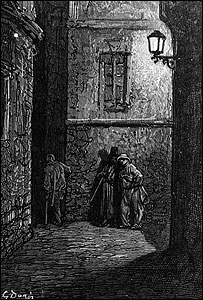 Engraving by Gustave Dore