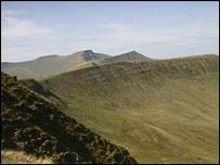 Brecon Beacons (picture: Ken Jones)