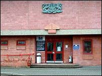 Blackenhurst Prison