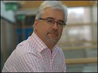 Elfed Thomas, managing director H20