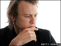 Heath Ledger in 2006