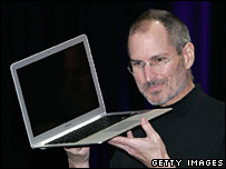 Steve Jobs, Apple boss