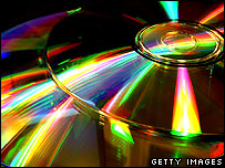 Two data CDs