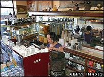 Hernandez Cafe in Sydney, Australia