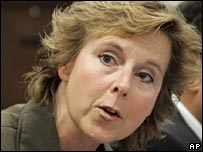 Connie Hedegaard, Danish Environment Minister