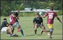 Rugby match (BBC)