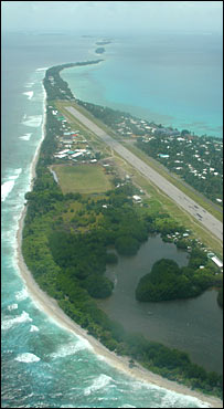 Tuvalu (BBC)