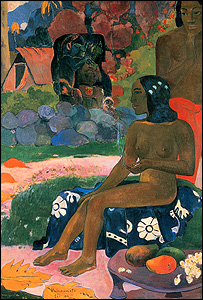Paul Gauguin's Vairaumati Tei Oa (Her Name is Vairaumati)