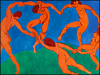 Matisse's The Dance