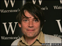 Alex James, bassist of band Blur