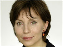 Sarah Sands, consultant editor of the Daily Mail