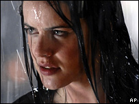 Michelle Ryan as Bionic Woman
