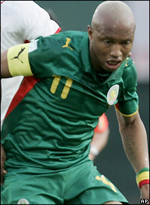 El Hadji Diouf captains Senegal