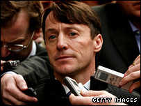 Kieren Fallon after his acquittal at the Old Bailey