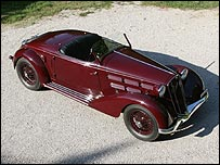 The Pescara Spyder: photo from H&H