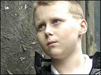 Jay Brown played by Jamie Borthwick