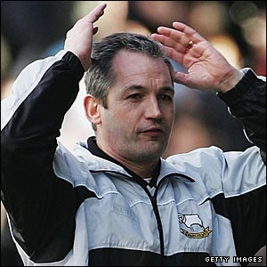 George Burley for Derby