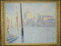 Tom Keating after Claude Monet: view of Santa (Pic: JP Humbert Auctioneers)