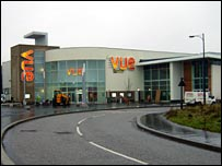 Stirling's Vue cinema