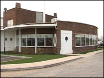Renovated Prospect Inn hotel