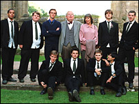 The History Boys cast